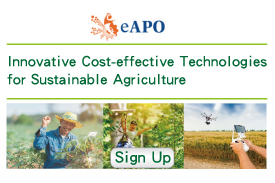 Free e-Course on Innovative Cost-effective Technologies for Sustainable Agriculture